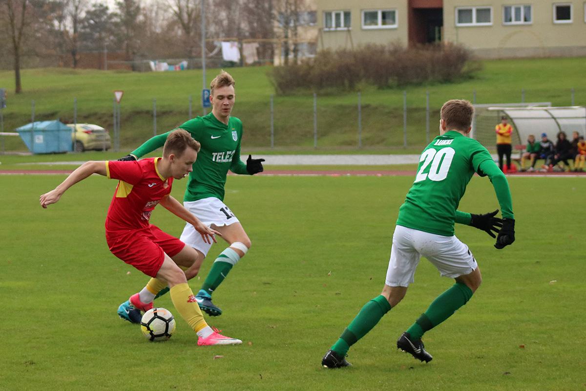 947d227d731 ELB: Võru FC Helios - Tallinna FC Flora U19 (3.11.2018) - Võru FC Helios