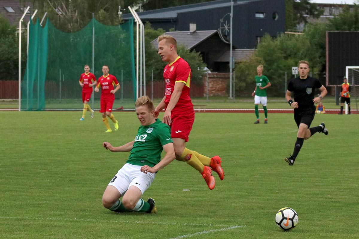 6abf71379ce ELB: Võru FC Helios - Tallinna FC Flora U19 (9.07.2018) - Võru FC Helios