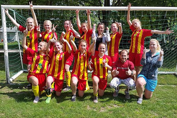 FC Helios Võru rahvaliiga naiskond