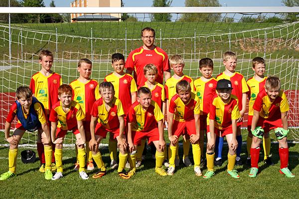 E1-klassi meeskond 2014