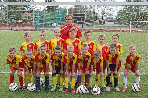 E2-klassi meeskond 2014