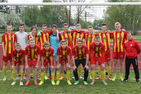 FC Helios Võru B1-klass 2015