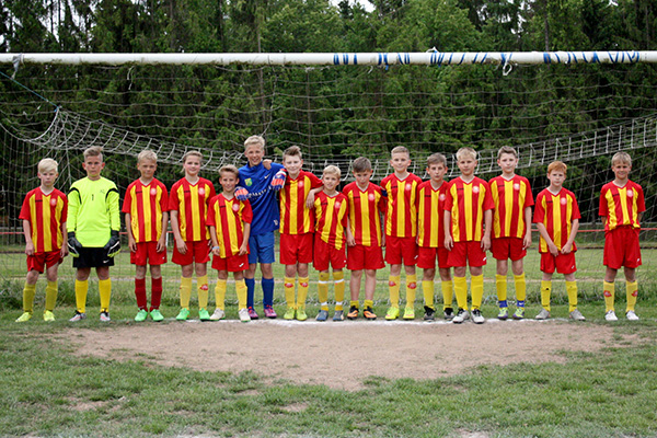 FC Helios Võru D1-klassi meeskond