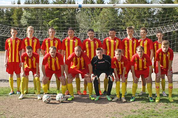 FC Helios Võru IV liiga 2015