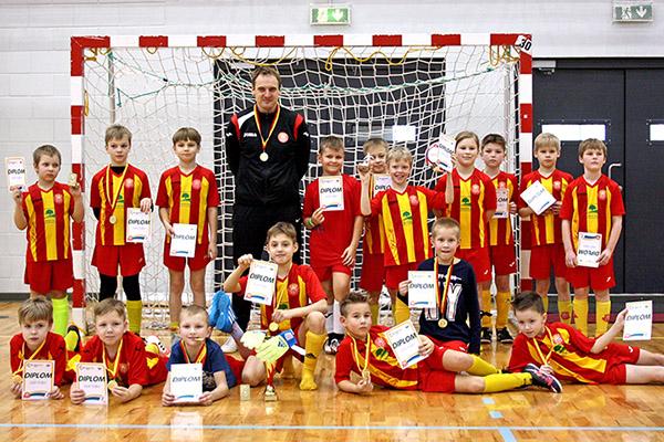 FC Helios Võru 2007