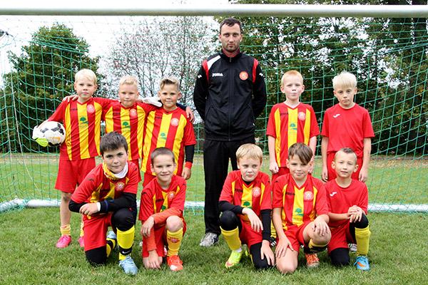 FC Helios Võru U9 meeskond
