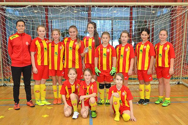 FC Helios Võru nooremate tüdrukute võistkond