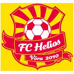 Võru FC Helios Logo